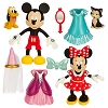 Disney Figurine Set - Minnie Mouse Princess Deluxe Play Set