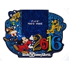 Disney Photo Frame Magnet - 2016 Music Magic Memories Logo