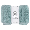 Disney Wash Cloth Set of 4 - Mickey Icons - Light Blue