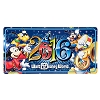 Disney License Plate - 2016 Sorcerer Mickey And Friends Logo