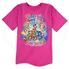 Disney Toddler Shirt - 201 Mickey Mouse and Friends - Pink
