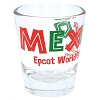 Disney World Shot Glass - EPCOT - Mexico Mini Glass