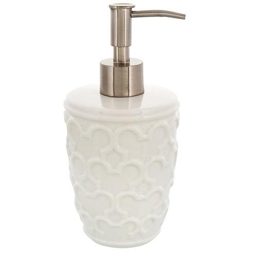 Amazing Disney Bath Accessories   Mickey Icon Soap Dispenser