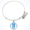 Disney Alex and Ani Charm Bangle - Star Wars - Jedi Order - Silver