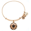 Disney Alex and Ani Charm Bangle - Star Wars - Imperial Crest - Gold