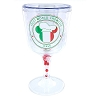 Disney Glass - EPCOT Italy with Beaded Stem