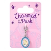 Disney Charm - Alice in Wonderland Oval