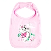 Disney Baby Bib - Marie I Love Paris