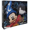 Disney Photo Album - 200 Pics - 2016 Sorcerer Mickey Logo