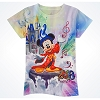 Disney Child Shirt - 2016 Sorcerer Mickey Sublimated Tee