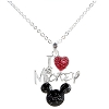 Disney Necklace - I Heart Mickey