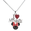 Disney Necklace - I Heart Minnie