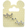 Disney Earrings - Mickey and Bow - Set of 3
