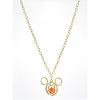 Disney Necklace - Mickey Stone 3D