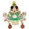 Disney Holidays Around The World Pin - 2015 Candlelight Processional