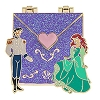 Disney Love Letters Pin - #4 Ariel & Eric