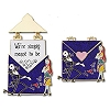 Disney Love Letters Pin - #5 Jack Skellington and Sally
