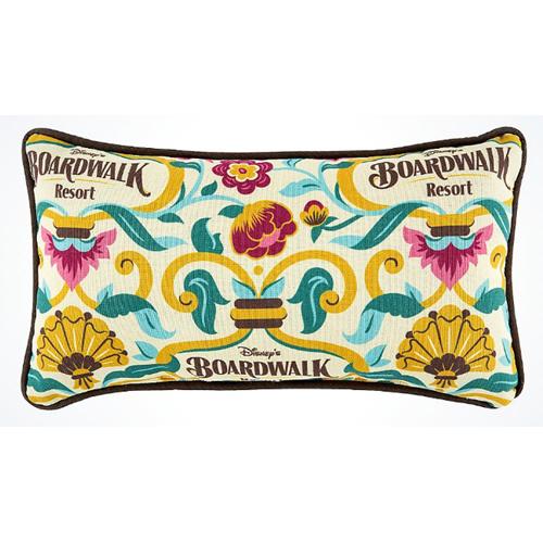 Your WDW Store - Disney Decorative Pillow - Boardwalk Resort