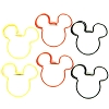 Disney Paper Clips - Mickey Mouse Icon  - 6 Pack