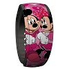 Disney MagicBand Bracelet - Valentine Mickey and Minnie Mouse - LE