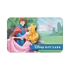 Disney Collectible Gift Card - Royal Love - Aurora and Prince Phillip