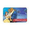 Disney Collectible Gift Card - Royal Love - Belle & Beast