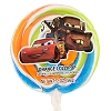 Disney Goofy Candy Co. - Cars Orange Lollipop - 2 oz