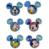 Disney Magnet - 6 pack - 2016 - Mickey And Friends