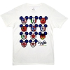 Disney ADULT Shirt - EPCOT Mickey Flags Tee