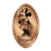 Disney Pressed Penny - Minnie Mouse with Purse
