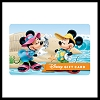 Disney Collectible Gift Card - Seaside Vacation - Beach Series