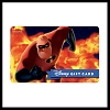 Disney Collectible Gift Card - Blazing Mr. Incredible