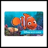 Disney Collectible Gift Card - Finding Nemo - Reef Retreat