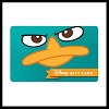 Disney Collectible Gift Card - Phineas & Ferb - Agent P