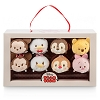 Disney Tsum Tsum Plush Set - Valentine Candy Box Mickey & Friends