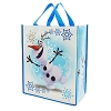 Disney Tote Bag - Frozen Snowflake - Olaf Reusable Shopper