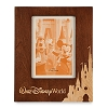 Disney Picture Frame - Illustrated Castle Wood - 5'' x 7''