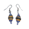Disney EPCOT Recycled Paper Earrings - Multi-Color Beads