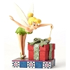 Disney Traditions by Jim Shore - Tinker Bell with Gift