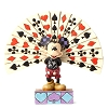Disney Traditions by Jim Shore - Mickey with Cards