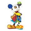 Disney by Britto Figure - Mickey Mouse with Heart