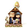 Peanuts by Jim Shore Figurine - Peanuts Christmas Pageant