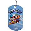 Disney Engraved ID Tag - EPCOT - SOARIN - Mickey Minnie Goofy