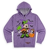 Disney CHILD Hoodie - Halloween Minnie Mouse and Figaro