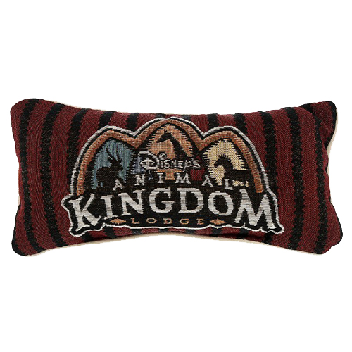 Your WDW Store - Disney Animal Kingdom Lodge Pillow