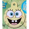 Universal Engraved ID Tag - Spongebob Face - Limited Edition