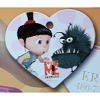Universal Engraved ID Tag - Despicable Me - Agnes and Kyle