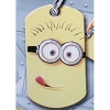 Universal Engraved ID Tag - Despicable Me - Minion