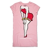 Universal Ladies Shirt Nightshirt - Betty Boop Body Ladies Costume