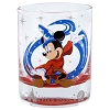 Disney World Shot Glass - Four Parks One World - Sorcerer Mickey